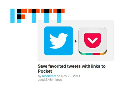 IFTTT hooks up with Twitter to bring back tweet-based triggers