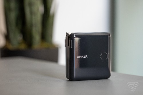 Anker's new USB-C charger / battery combo review: amazing but awkward