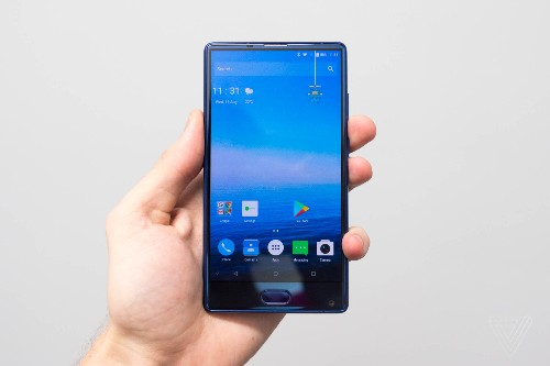 The race to the bezel-less bottom is on