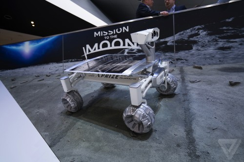 Inside Audi's wonderfully improbable project to put a rover on the Moon