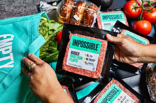 Are the Impossible Burger, Beyond Burger healthier than real beef?