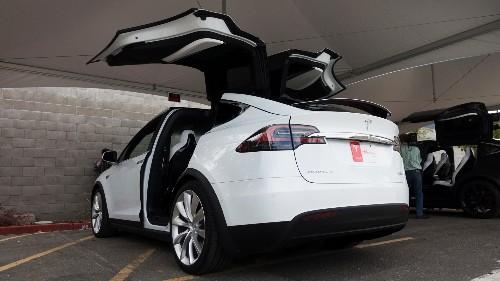PETA congratulates Tesla for offering 'all-vegan' Model X