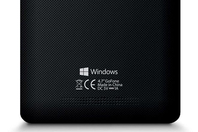 First Windows Phone spotted with new Windows branding