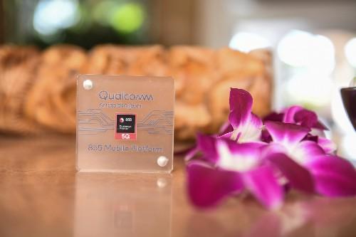 Qualcomm announces the Snapdragon 855 processor for 5G phones