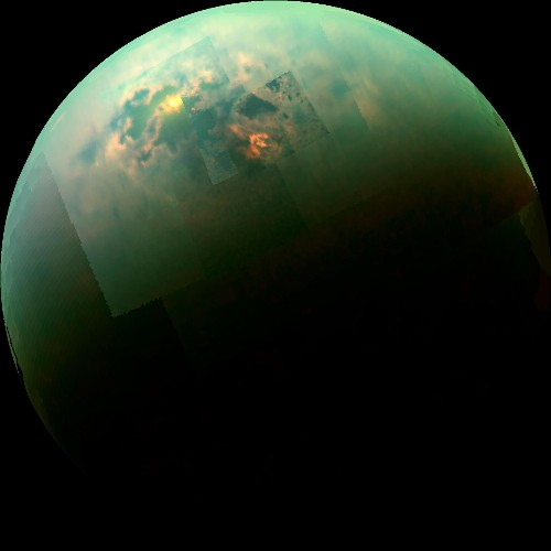 Saturn's moon Titan has a key ingredient that could be used to cook up life