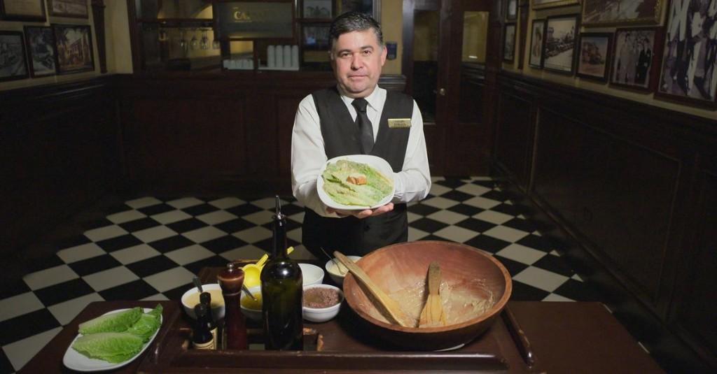 Secrets of a Caesar Salad Master