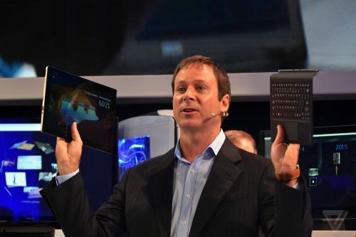 Windows 10 and Skylake processors were 'designed together,' says Intel's Kirk Skaugen