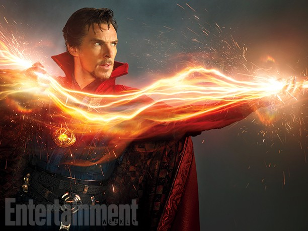 Doctor Strange director wonders if the movie might be too weird for Marvel