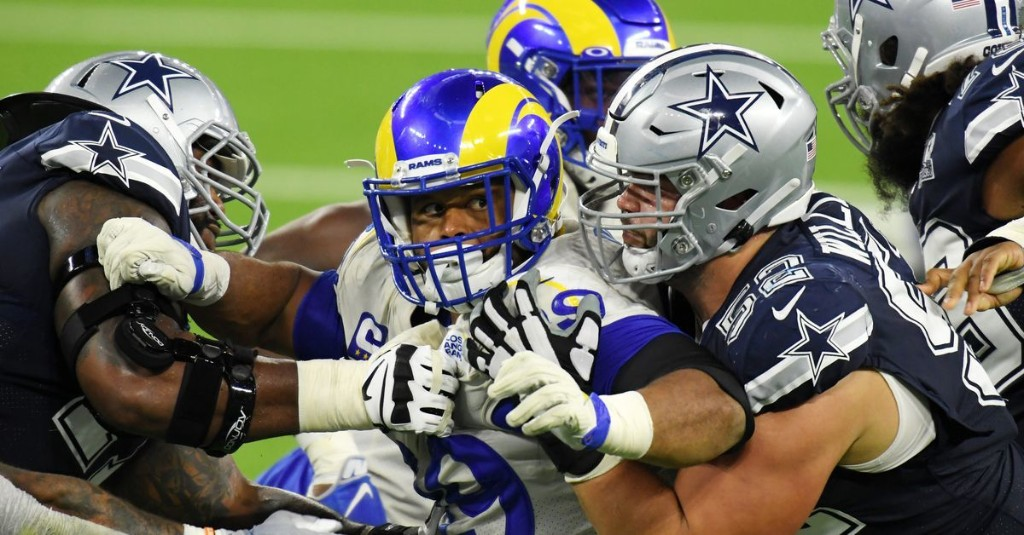 Five Los Angeles Rams to watch against Buffalo Bills
