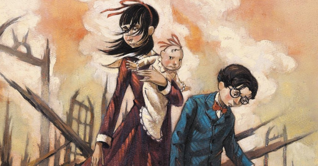 A Series of Unfortunate Events and the horror of adults being absolute dummies