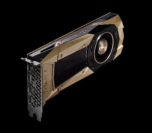 Nvidia announces $2,999 Titan V, 'the most powerful PC GPU ever created'