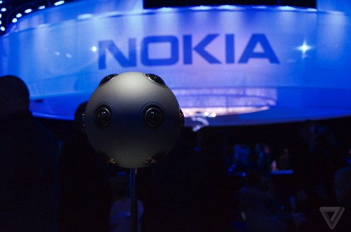 How Nokia is reinventing itself with a $60,000 virtual reality camera