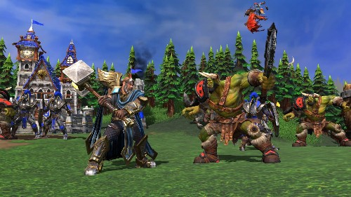 Warcraft 3: Reforged is more than just a remaster of Blizzard's classic RTS