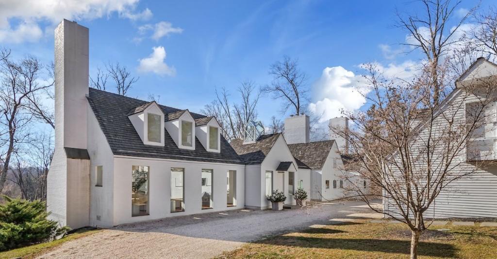 Village-like modern house asks $1.3M