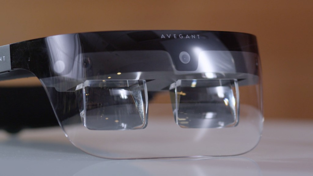 This startup's AR headset can hold its own against the HoloLens