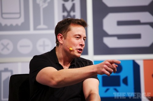 Elon Musk on 'Silicon Valley': 'I feel like Mike Judge has never been to Burning Man'