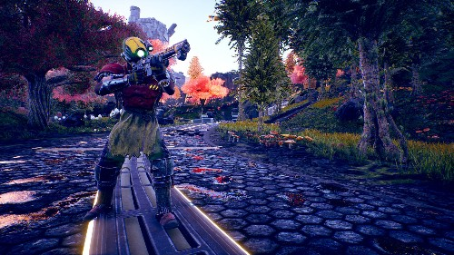 The Outer Worlds is a cruel twist on role-playing games' lone hero stories
