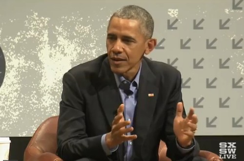 Obama tells tech community to solve encryption problem now or pay later