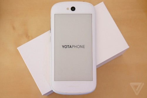The dual-display YotaPhone 2 is now cheaper, better, and available in white