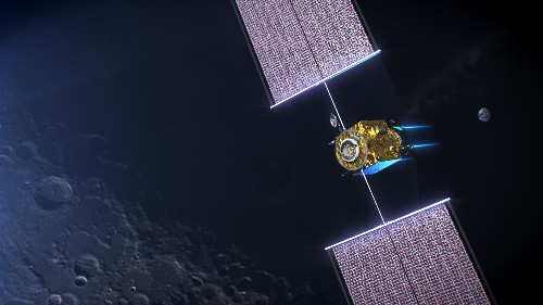 NASA picks satellite maker Maxar to build the first crucial piece of its new lunar space station