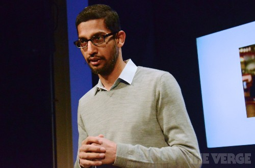 New Android chief downplays Chrome OS merger, hints at developer-focused I/O