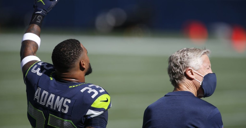 Jamal Adams plays better in the late season, just in time for Seahawks' hardest games