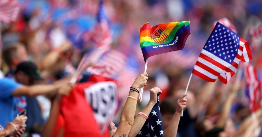 Why the USWNT's open queerness matters