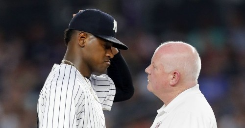 Luis Severino's health is crucial for the Yankees