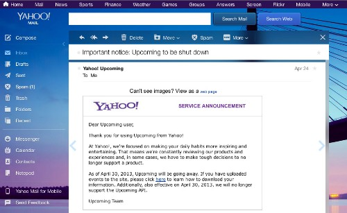 Yahoo Mail resets user passwords after discovering an attempted breach