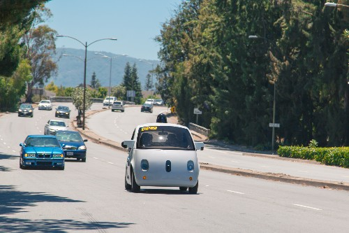 Google's tiny self-driving cars are coming to Austin