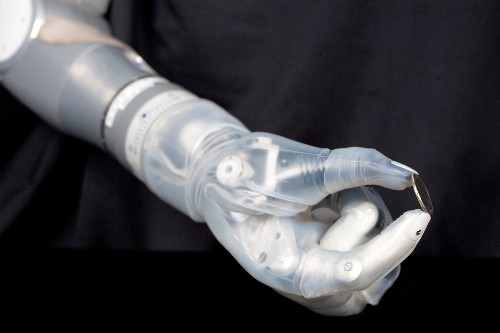 Mind-controlled prosthetic arm from Segway inventor gets FDA approval