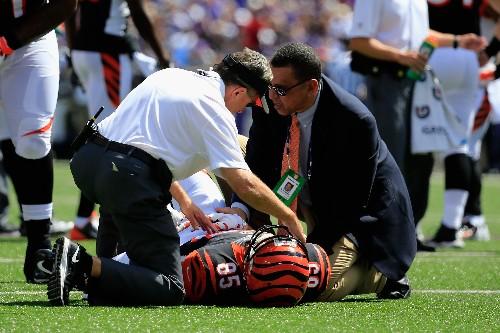 Jadeveon Clowney, Tyler Eifert among NFL's biggest injuries in Week 1