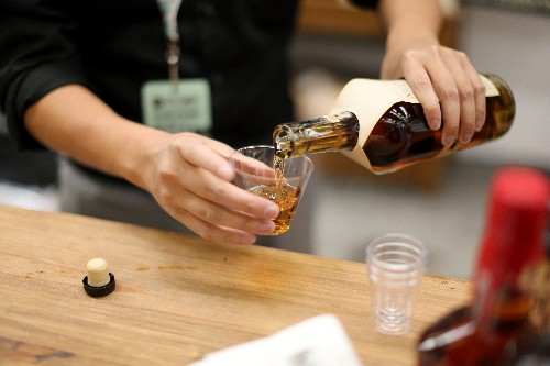 World's best whisky is being sent to age in space