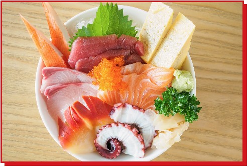 The Best Dish to Order on Any Sushi Menu Is Probably the Chirashi