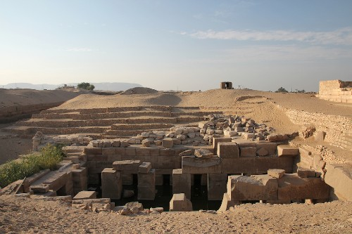 Previously unknown pharaoh's tomb reveals Ancient Egyptian dynasty