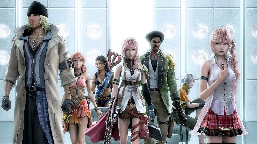 The Final Fantasy 13 trilogy is coming to PC, first game hits Oct. 9