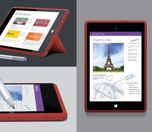 Leaked Surface Mini images provide a closer look at Microsoft's canceled tablet
