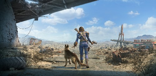 Fallout gets the fine art treatment with these gorgeous new prints
