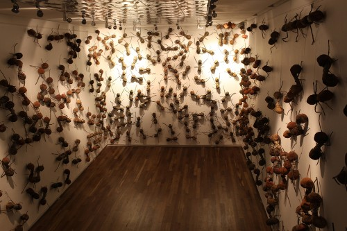 Giant ants are infesting the Saatchi Gallery