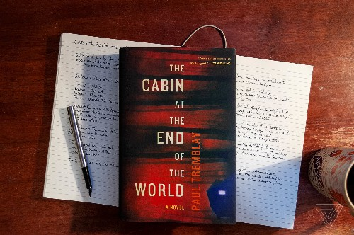Paul Tremblay's apocalyptic novel The Cabin at the End of the World is a parents' worst nightmare