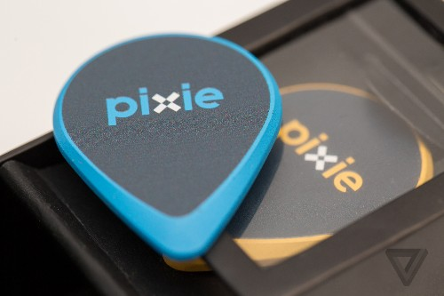 Pixie's new Bluetooth beacons make it harder for you to lose your stuff
