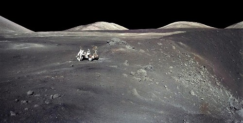 A visual history of the Apollo missions