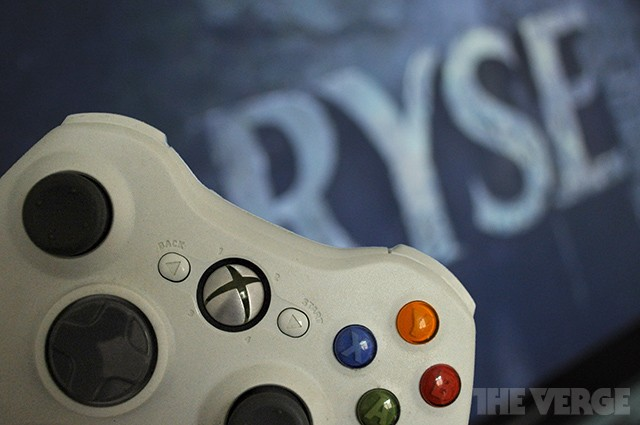 Next-generation Xbox launch titles include 'Ryse' and a new 'Forza'