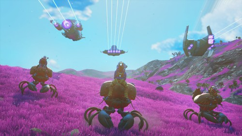 No Man's Sky's Beyond update is bringing some major quality-of-life improvements