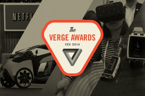 The Verge Awards: the best of CES 2014