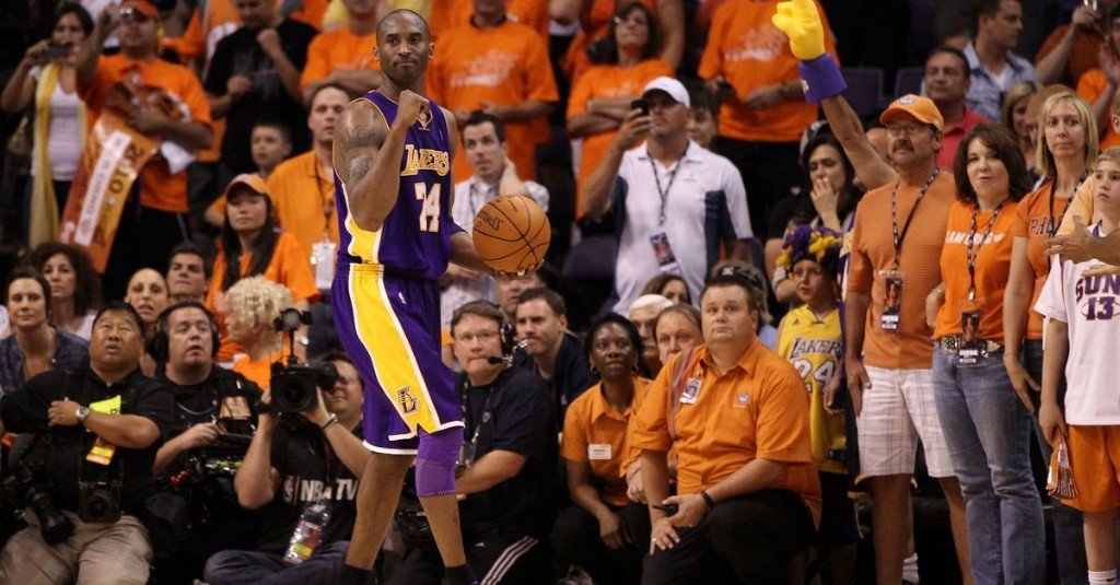 Kobe Bryant vs. The Suns, a rivalry built out of both respect and hatred