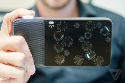 This camera is actually 16 cameras in one