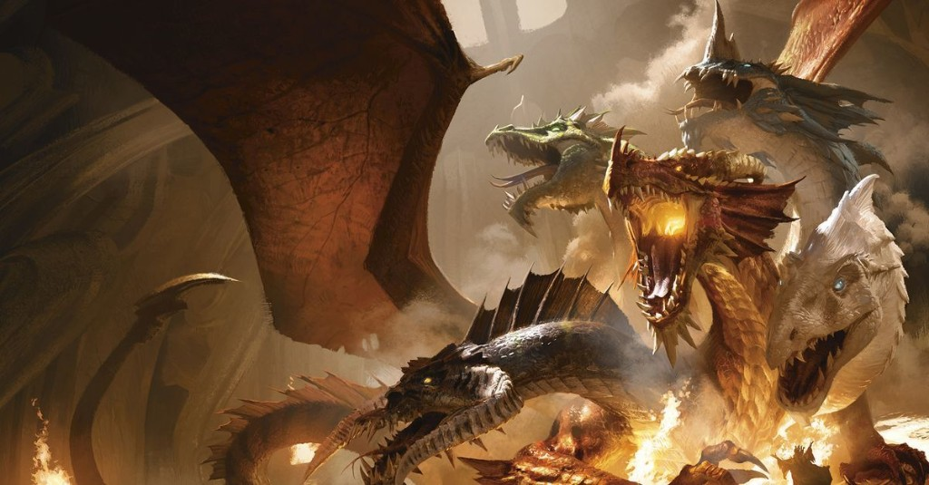 How to play Dungeons & Dragons and other pen-and-paper games without leaving home