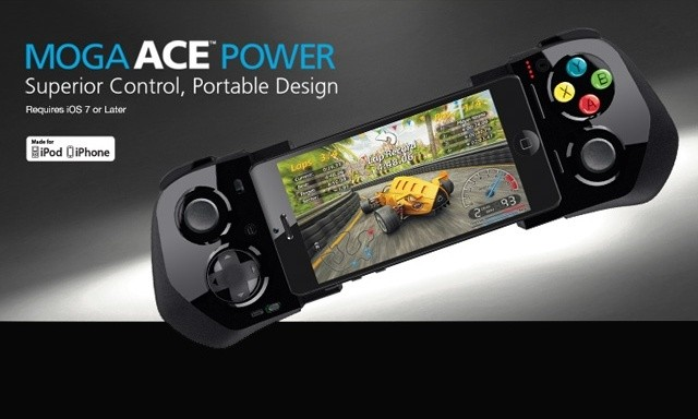 Leaked Moga Ace Power game controller tops off your iPhone's battery