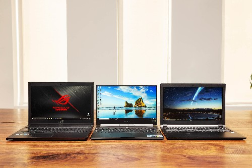 New gaming laptops haven't solved the battery life problem